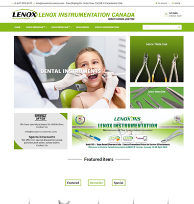 Lenox Instruments