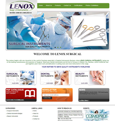 Lenox Surgical