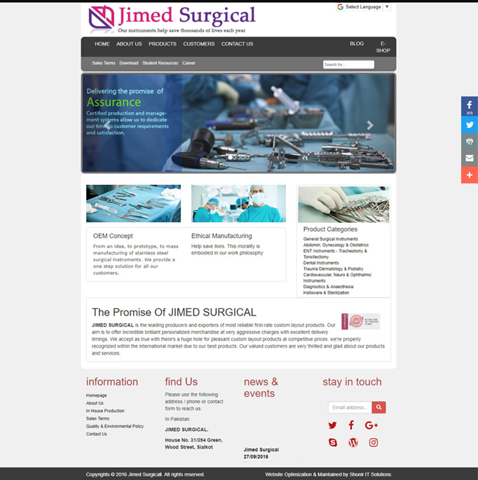 Jimed Surgical